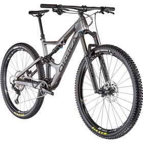 Orbea Occam M30, anthracite glitter/black